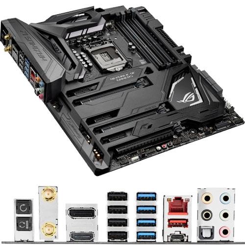 ASUS MAXIMUS IX CODE [R.O.G.シリーズ マザーボード Intel Z270/LGA1151/DDR4/USB 3.1 Type-C/11ac/ATX]