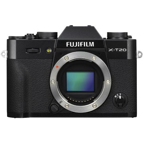 富士フイルム X-T20-B [レンズ交換式プレミアムカメラ X-T20 ブラック]