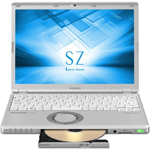 パナソニック CF-SZ6HDEVS [SZ6 DIS専(i5/8/128/SM/W10P/12.1/電S)]