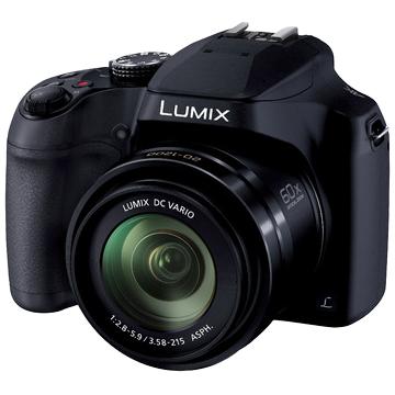 パナソニック LUMIX DC-FZ85-K [デジタルカメラ LUMIX FZ85 (ブラック)]