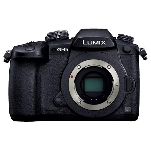 パナソニック LUMIX DC-GH5-K [デジタル一眼カメラ LUMIX GH5 ボディ (ブラック)]