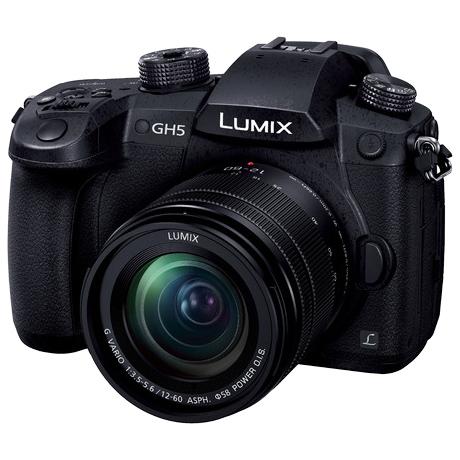 パナソニック LUMIX DC-GH5M-K [デジタル一眼カメラ LUMIX GH5 レンズキット(ブラック)]