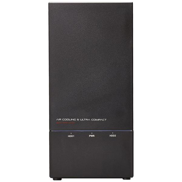 ロジテック LGB-2BRHU3 [HDDケース/2Bay/USB3.0/RAID機能搭載/ソフト付]