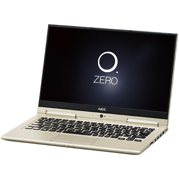 NEC PC-HZ550GAG [LAVIE Hybrid ZERO - HZ550/GAG ゴールド]