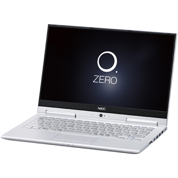 NEC PC-HZ550GAS [LAVIE Hybrid ZERO - HZ550/GAS ムーンシルバー]