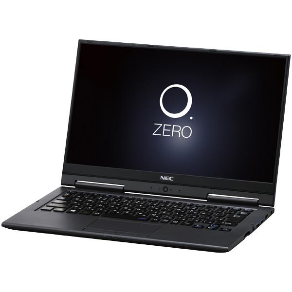 NECパーソナルプロダクツ PC-HZ750GAB [LAVIE Hybrid ZERO - HZ750/GAB メテオグレー]