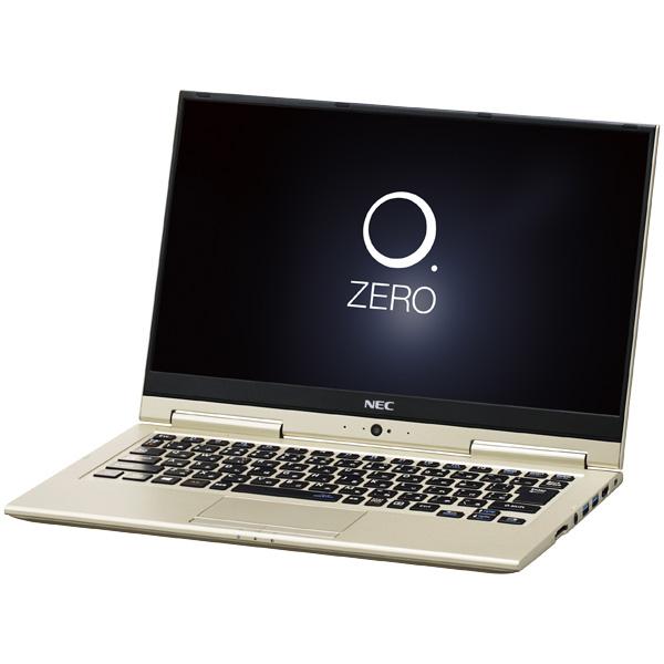 NECパーソナルプロダクツ PC-HZ750GAG [LAVIE Hybrid ZERO - HZ750/GAG ゴールド]