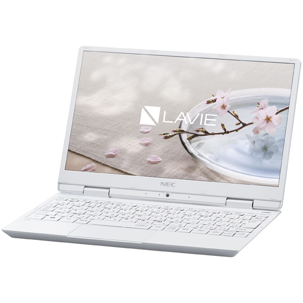 PC-NM350GAW [LAVIE Note Mobile - NM350/GAW パールホワイト]