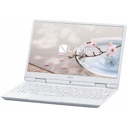 NEC PC-NM550GAW [LAVIE Note Mobile - NM550/GAW パールホワイト]