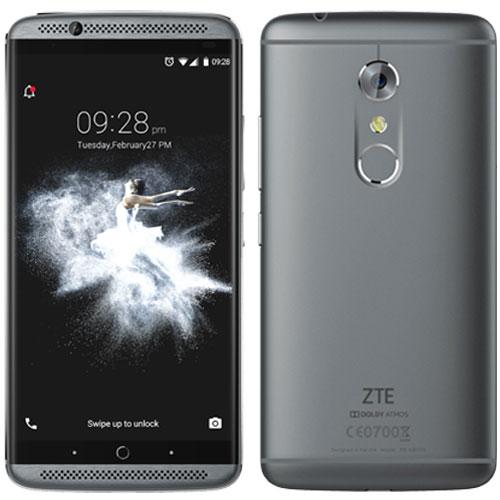 ZTE ★データ通信SIM同梱中!★AXON7/QuartzGray [ZTE AXON 7 クォーツグレー]