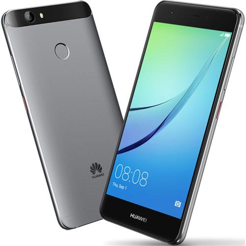 ファーウェイ(Huawei) ★音声SIM申込書付!★nova/Titanium Grey [HUAWEI NOVA/Titanium Grey]
