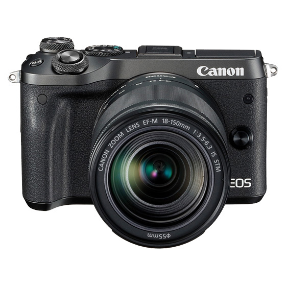 キヤノン EOS M6 EF-M18-150 IS STM レンズキット ブラック