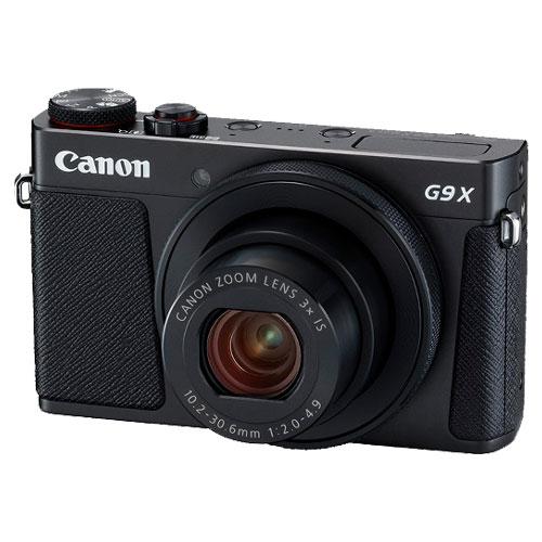 PowerShot G9 X Mark II(BK)