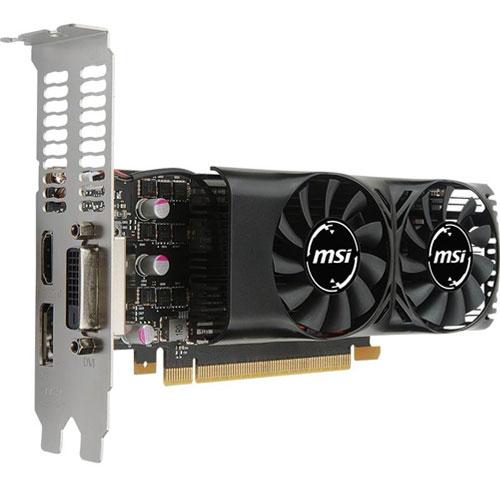 MSI Computer GeForce GTX 1050 Ti 4GT LP