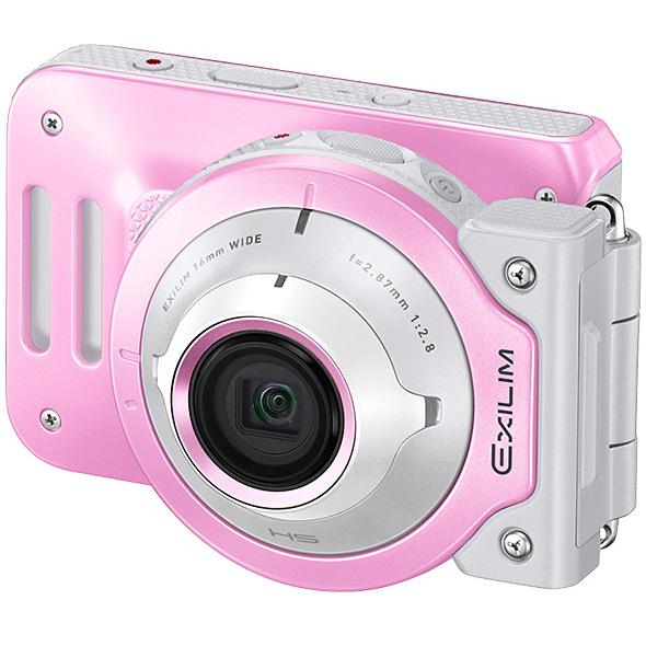 カシオ EX-FR100LPK [デジタルカメラ EXILIM EX-FR100L ピンク]