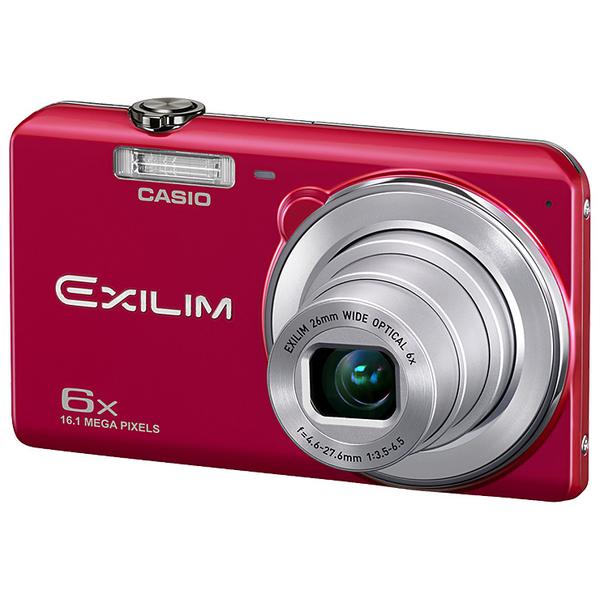 EXILIM EX-ZS29RD レッド