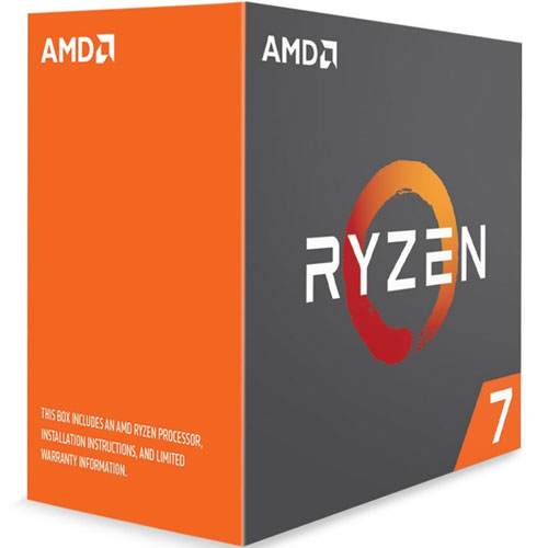 AMD YD170XBCAEWOF [Ryzen 7 1700X (8コア/3.4GHz/TDP 95W) BOX]