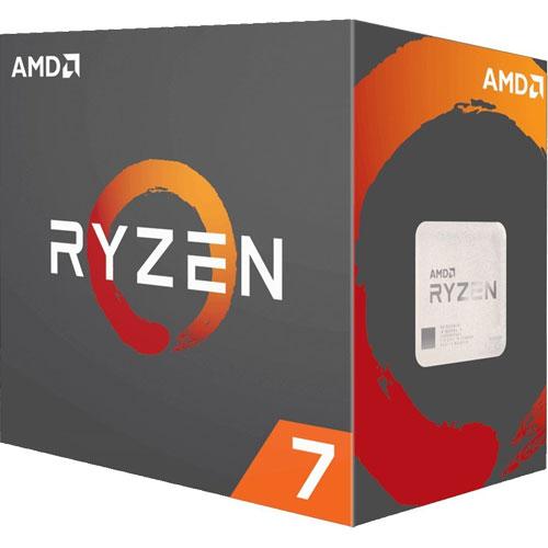 AMD YD180XBCAEWOF [Ryzen 7 1800X (8コア/3.6GHz/TDP 95W) BOX]