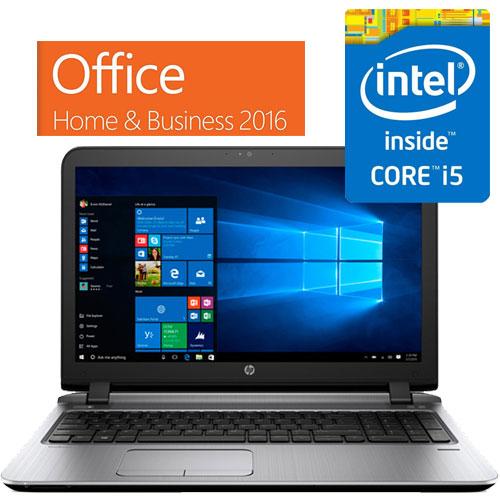 HP Compaq 1PN05PA#ABJ [ProBook450 G3 (i5-6200U 4GB 500GB DSM Win7Pro(Win10Pro(DG) Home&Business2016)]