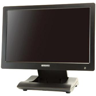 エーディテクノ LCD1015 [HDCP対応10.1型ワイド IPS液晶搭載型モニター 本体色:黒]