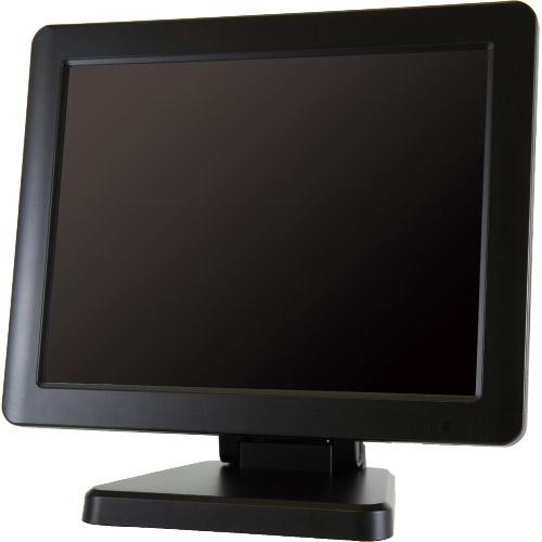 エーディテクノ LCD97 [HDCP対応9.7型 マルチインターフェース搭載IPS液晶モニター 本体色:黒]