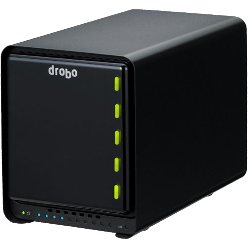 Drobo PDR-5C [USB3.0 Type-C 対応 5ベイRAIDケース Drobo 5C]