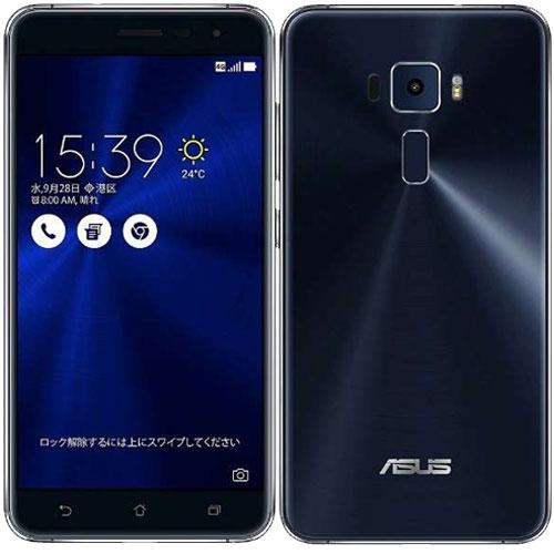 ASUS ZE552KL-BK64S4 [ZenFone 3 5.5 (メモリ4GB/ストレージ64GB) ブラック]