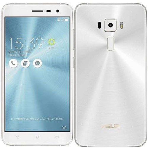 ASUS ZE552KL-WH64S4 [ZenFone 3 5.5 (メモリ4GB/ストレージ64GB) ホワイト]