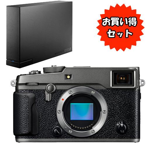 ★2TB ハードディスクセット★X-Pro2 グラファイトエディション