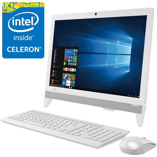 レノボ・ジャパン F0CL005GJP [IdeaCentre AIO310 (CeleronJ3355 4G 500G 19.5 win10 White)]