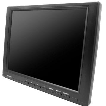 エーディテクノ LCD1045T [HDCP対応10.4型業務用タッチパネル液晶ディスプレイ 壁掛けタイプ]