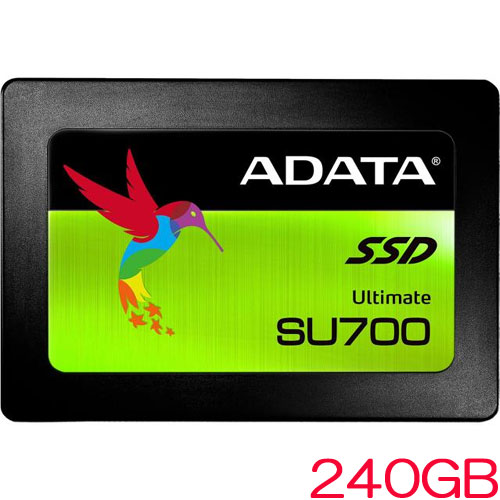 ASU700SS-240GT-C [240GB SSD Ultimate SU700 2.5インチ SATA 6G 7mm 3D TLC]