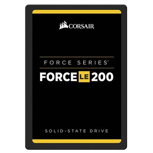 コルセア CSSD-F480GBLE200B [480GB SSD Force Series LE200 2.5インチ SATA3 TLC]