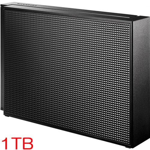 アイオーデータ HDCZ-UT HDCZ-UT1K [USB 3.0/2.0対応 外付ハードディスク 1TB ブラック]