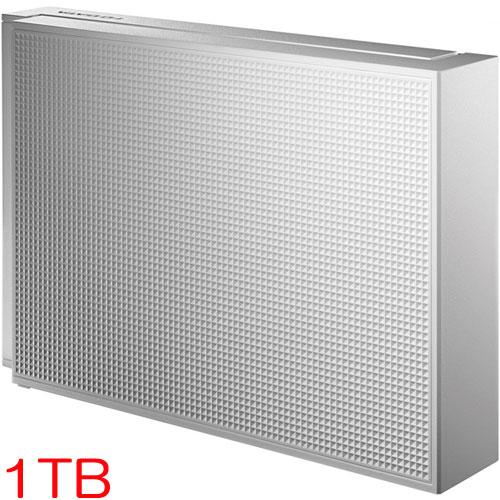 アイオーデータ HDCZ-UT HDCZ-UT1W [USB 3.0/2.0対応 外付ハードディスク 1TB ホワイト]