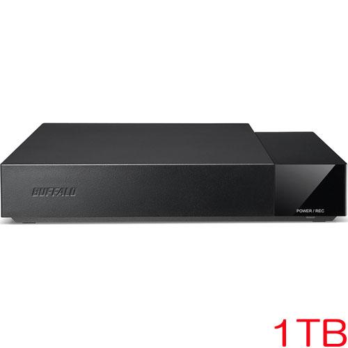 バッファロー HDV-SA1.0U3/VC [24時間連続録画 USB3.1(Gen1) 外付HDD 1TB]