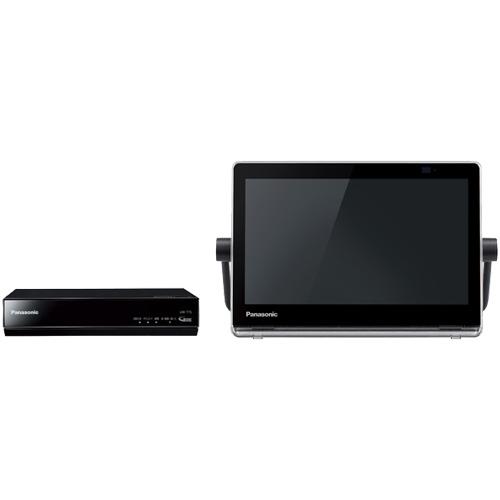 パナソニック プライベートVIERA UN-10T7-K [HDDレコ付 ポータブルデジタルTV 10V型]