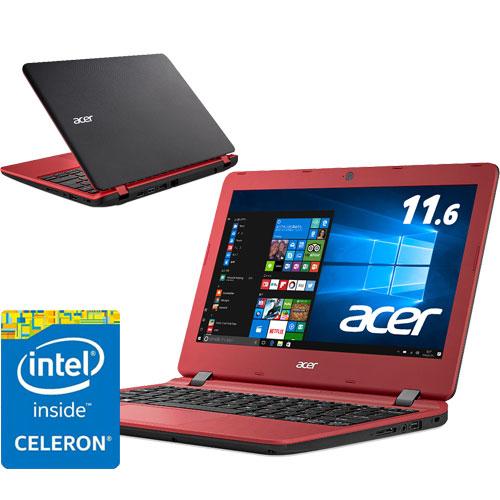 ES1-132-H14P/R [Aspire ES 11( Celeron N3350 4GB 64GBeMMC 11.6 Windows10H64)]