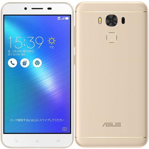 ASUS ZC553KL-GD32S3 [ZenFone 3 MAX 5.5インチ ゴールド]