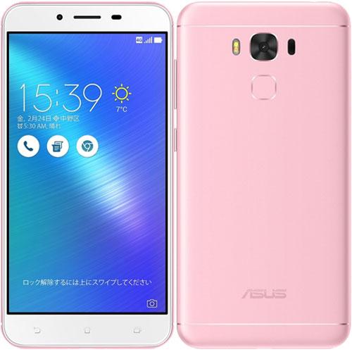 ASUS ZC553KL-PK32S3 [ZenFone 3 MAX 5.5インチ ピンク]