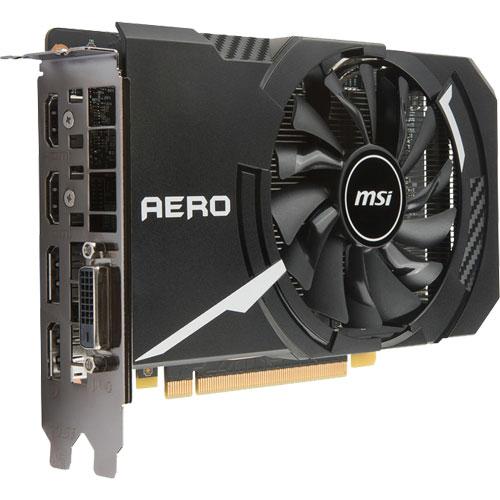 MSI Computer GeForce GTX 1060 AERO ITX 6G OC