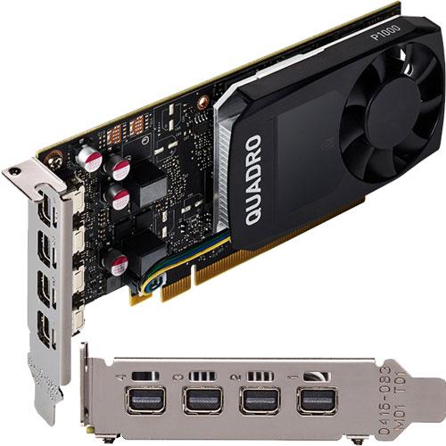 Nvidia NVQP1000-4G [NVIDIA Quadro P1000 4GB GDDR5]