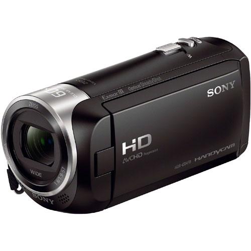 ソニー(SONY) HDハンディカム CX HDR-CX470/B [デジタルHDカム Handycam CX470 ブラック]