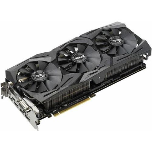 ASUS ROG-STRIX-GTX1080TI-O11G-GAMING [R.O.G.シリーズ GeForce GTX 1080 Ti 11GB GDDR5X]