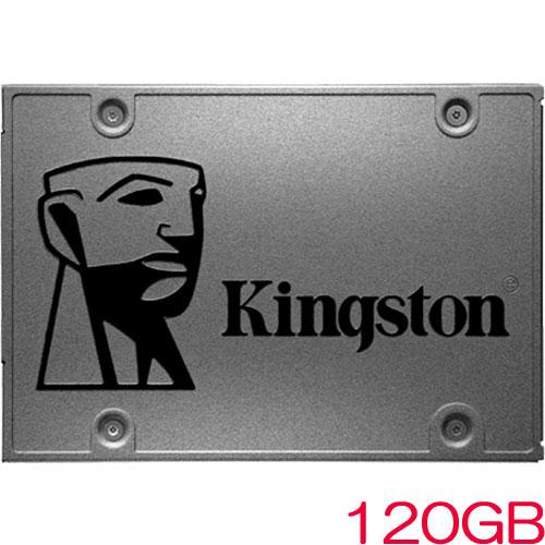キングストン SA400S37/120G [120GB SSDNow A400 SSD (2.5インチ 7mm / SATA 6G / TLC)]