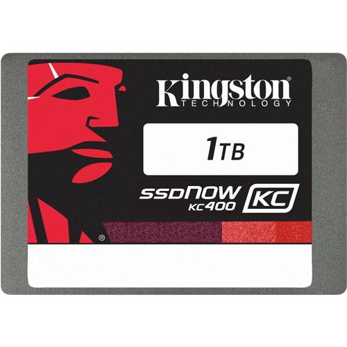 キングストン SKC400S37/1T [1TB SSDNow KC400 SSD (2.5インチ 7mm / SATA 6G / MLC / 5年保証)]