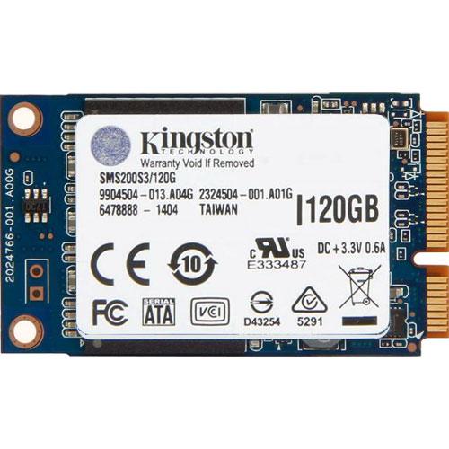 キングストン SMS200S3/120G [120GB SSDNow mS200 SSD (mSATA / SATA 6G / MLC)]