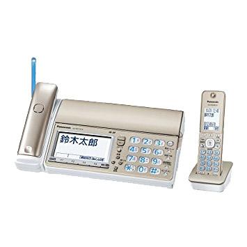 おたっくす KX-PD715DL-N [デジタルコードレス普通紙ファクス(子機1台)(N)]