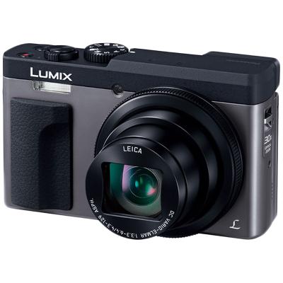 LUMIX(ルミックス) DC-TZ90-S [デジタルカメラ LUMIX TZ90 (シルバー)]