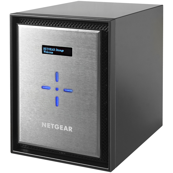 NETGEAR RN526XE3-100AJS [ReadyNAS 526X 6ベイ デスクトップ型(3TB*6)]